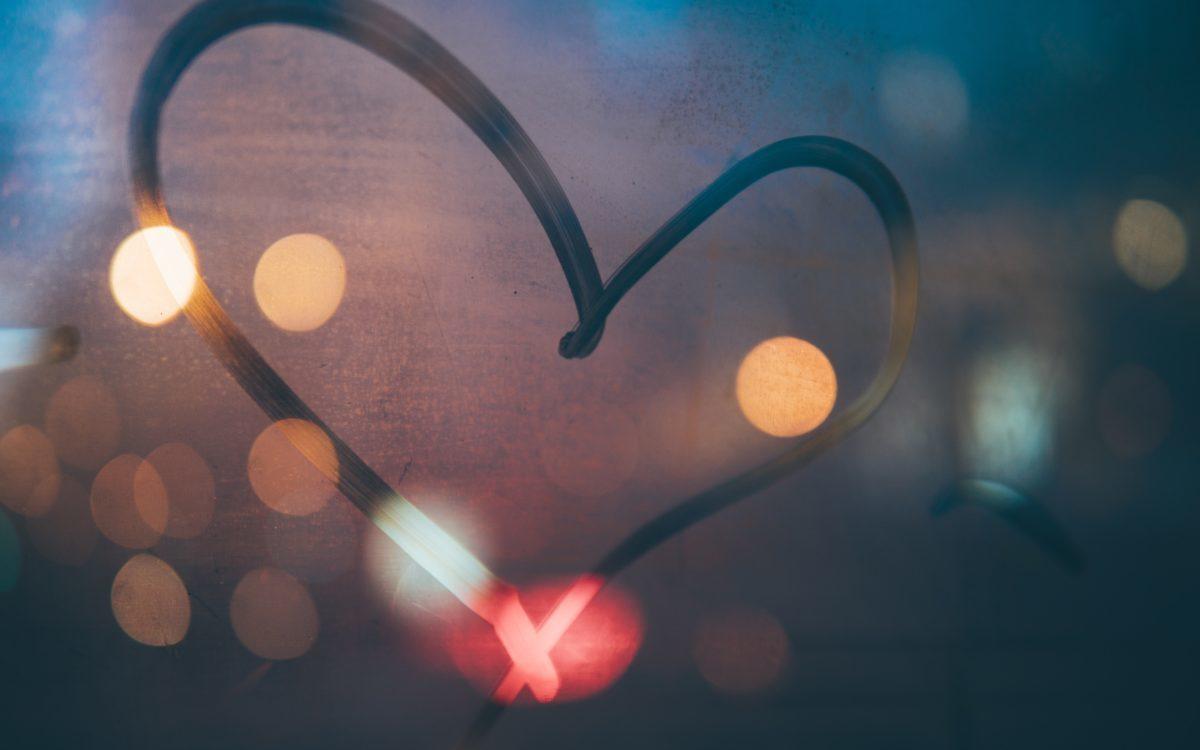 ricevere cuore amore